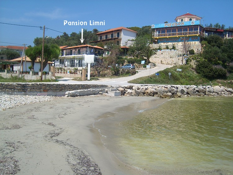 Pansion Limni and Porto tsi Ostrias Studios Apartments in Keri Zakynthos Greece