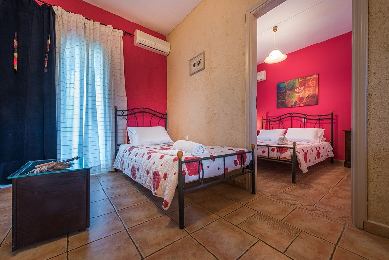 Porto Tsi Ostrias Studios Apartments in Keri Zakynthos Greece